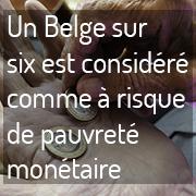 pauvrete belgique