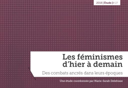 cover publication les féminismes