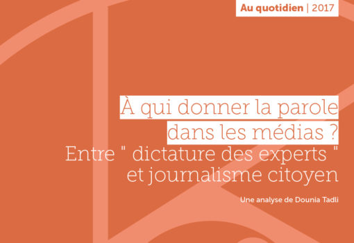 cover publication experts médias