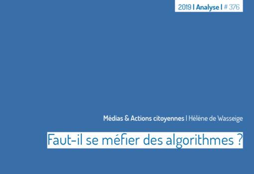 cover publication algorithmes